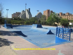 Gulliver skatepark 2 -Valencia-sexandskateandrocknroll