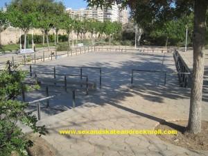 Gulliver skatepark-Valencia Pista patinaje-sexandskateandrocknroll