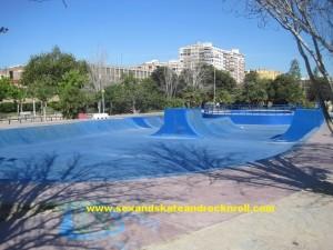 Gulliver skatepark 1