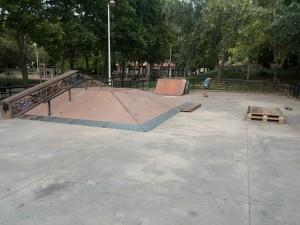 Skatepark Gandia 1